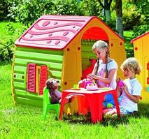 Детский игровой Домик MAGICAL HOUSE, StarPlast (10-561), 109*102*90 см