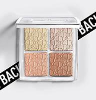 Палетка для лица Dior Backstage  Backstage Glow Face Palette 10g  (002)
