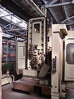 Обрабатывающий центр fritz heckert cw 800.