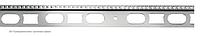 Профиль для плитки хромированная латунь с кристаллами Сваровски