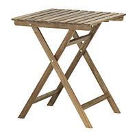 Стол IKEA ASKHOLMEN серо-коричневый 602.400.35