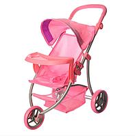 Прогулочная коляска для куклы - 9377 B-T