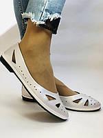 Стильные! Женские туфли -балетки из натуральной кожи 36.37.38.39.Mario Muzi Супер комфорт.Vellena, фото 2