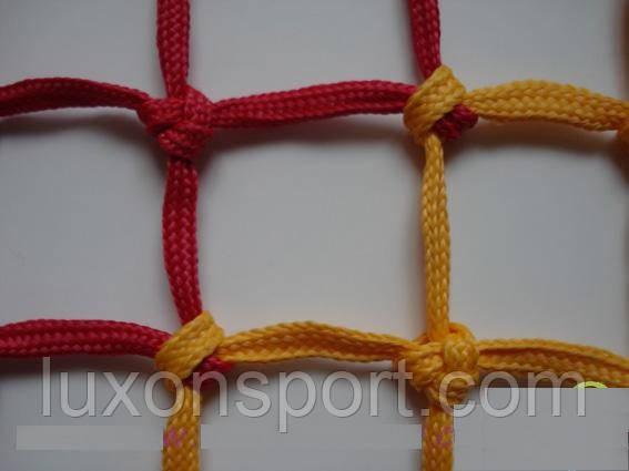 Сетка футбольная стандарт Клубная Luxon Sport