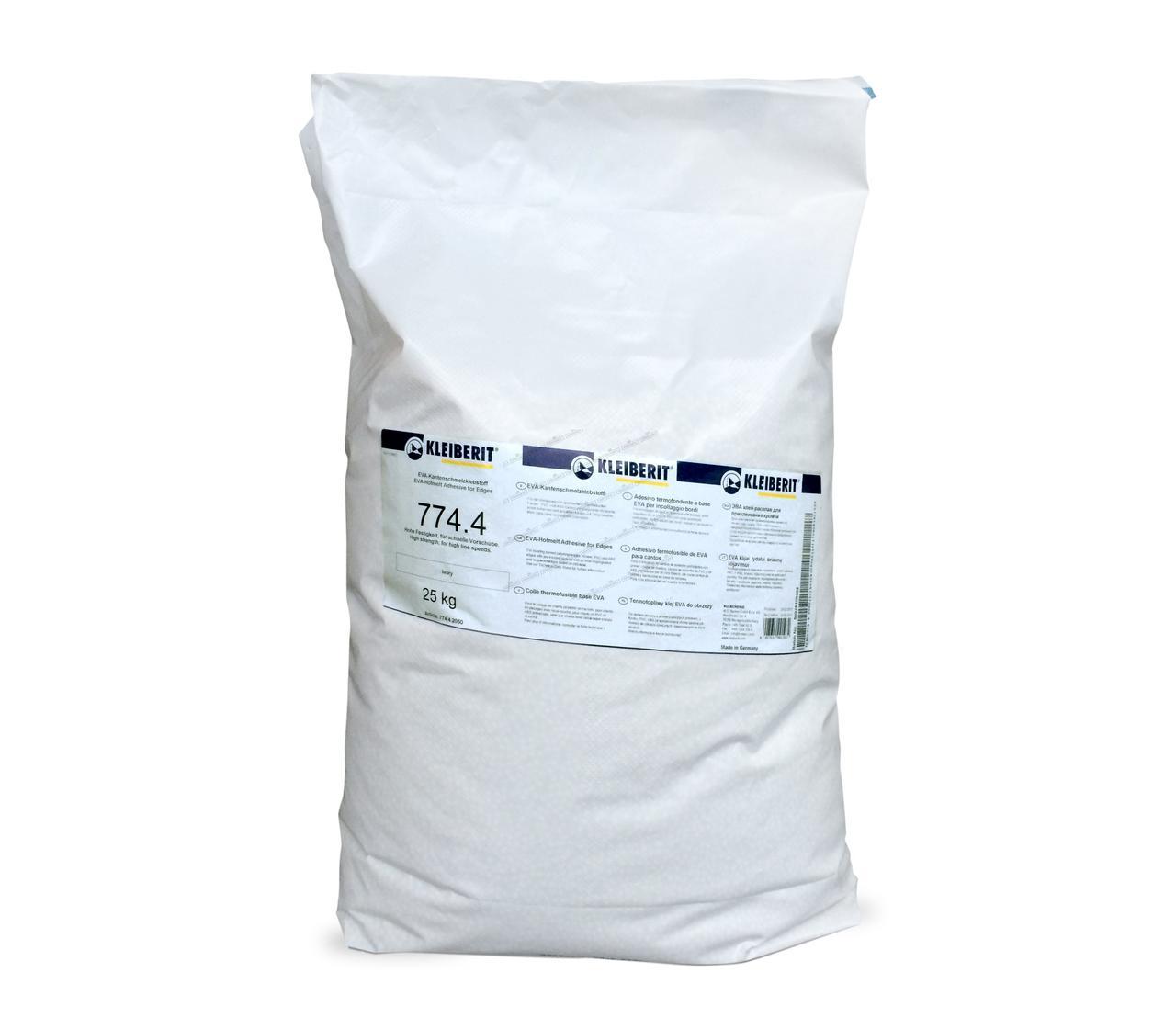 Высокотемпературный774.4 (25кг) клей-расплав для кромкооблицовывания КЛЕЙБЕРИТ (Kleiberit)