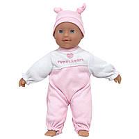 Пупс розовый, 21 см, Dolls World (8524-1)