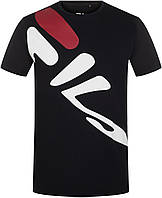 Чёрная мужская футболка Fila 102432-99