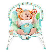 Детское Кресло-качалка Веселый зоопарк Bright Starts