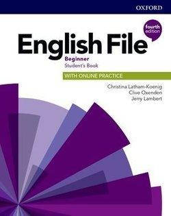 English File 4th Edition Beginner Student's Book with Student's Resource Centre