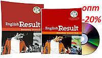 Английский язык / English Result / Student's+Workbook+DVD. Учебник+Тетрадь (комплект), Elementary / Oxford