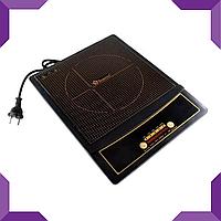 Электроплита сенсорная Domotec MS-5832 Индукционная настольная 2000 Вт