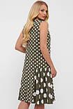 Сукня жіноча Настасья оливка, фото 5
