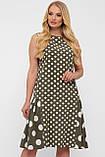 Сукня жіноча Настасья оливка, фото 7