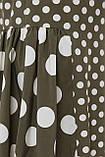 Сукня жіноча Настасья оливка, фото 9