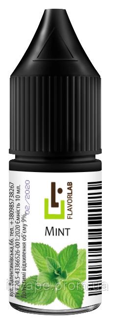 Ароматизатор Flavor Lab Mint (Мята) 10мл