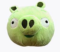 Игрушка мягкая Angry Birds №2 (зеленая)