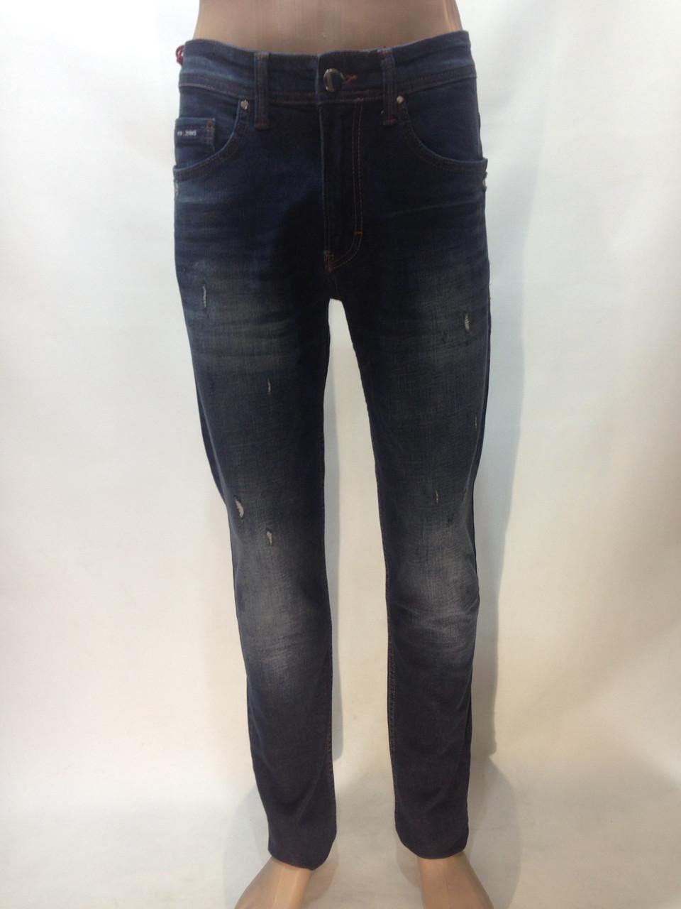Чоловічі весняні стильні молодіжні джинси Туреччина р. 31,32,33,34