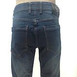 Мужские весенние стильные молодежные джинсы Турция р. 31,32,33,34, фото 8