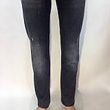 Мужские весенние стильные молодежные джинсы Турция р. 31,32,33,34, фото 9