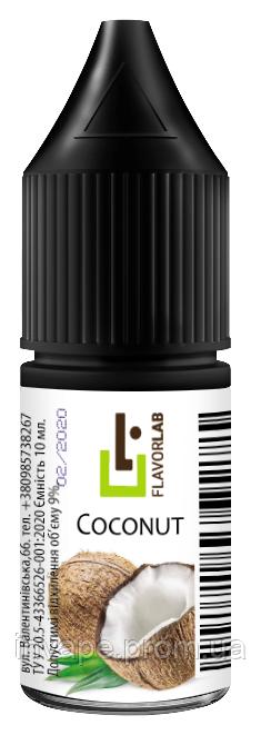 Ароматизатор Flavor Lab Coconut (Кокос) 10мл