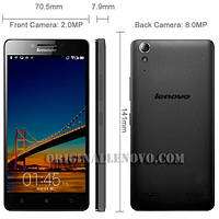 Смартфон ORIGINAL Lenovo K3 / K30T (Black) Гарантия 1 Год!