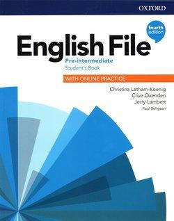 English File 4th Edition Pre-Intermediate Student's Book with Student's Resource Centre