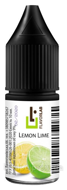 Ароматизатор Flavor Lab Lemon Lime (Лимон и лайм) 10мл