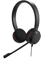 Проводная аудио гарнитура Jabra EVOLVE 20 MS Stereo (USB)