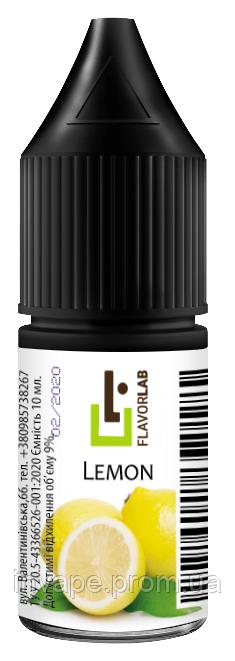 Ароматизатор Flavor Lab Lemon (Лимон) 10мл