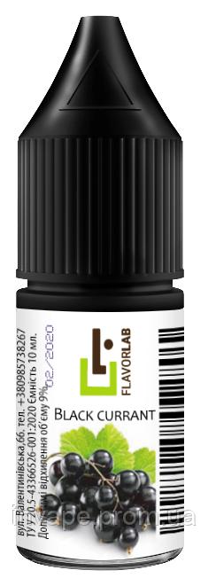 Ароматизатор Flavor Lab Blackcurrant (Чёрная смородина) 10мл