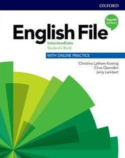 English File 4th Edition Intermediate Student's Book with Student's Resource Centre