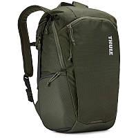 Городской рюкзак для фотокамеры Thule EnRoute Camera Backpack 25L Dark Forest (TH 3203905)