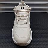 Кросівки жіночі INSHOES беж, фото 2