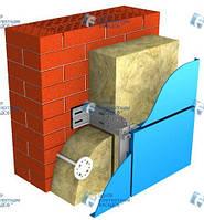 Системы навесных фасадов