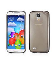 Ультратонкий 0,3 мм чехол для Samsung Galaxy S4 i9500 (серый)