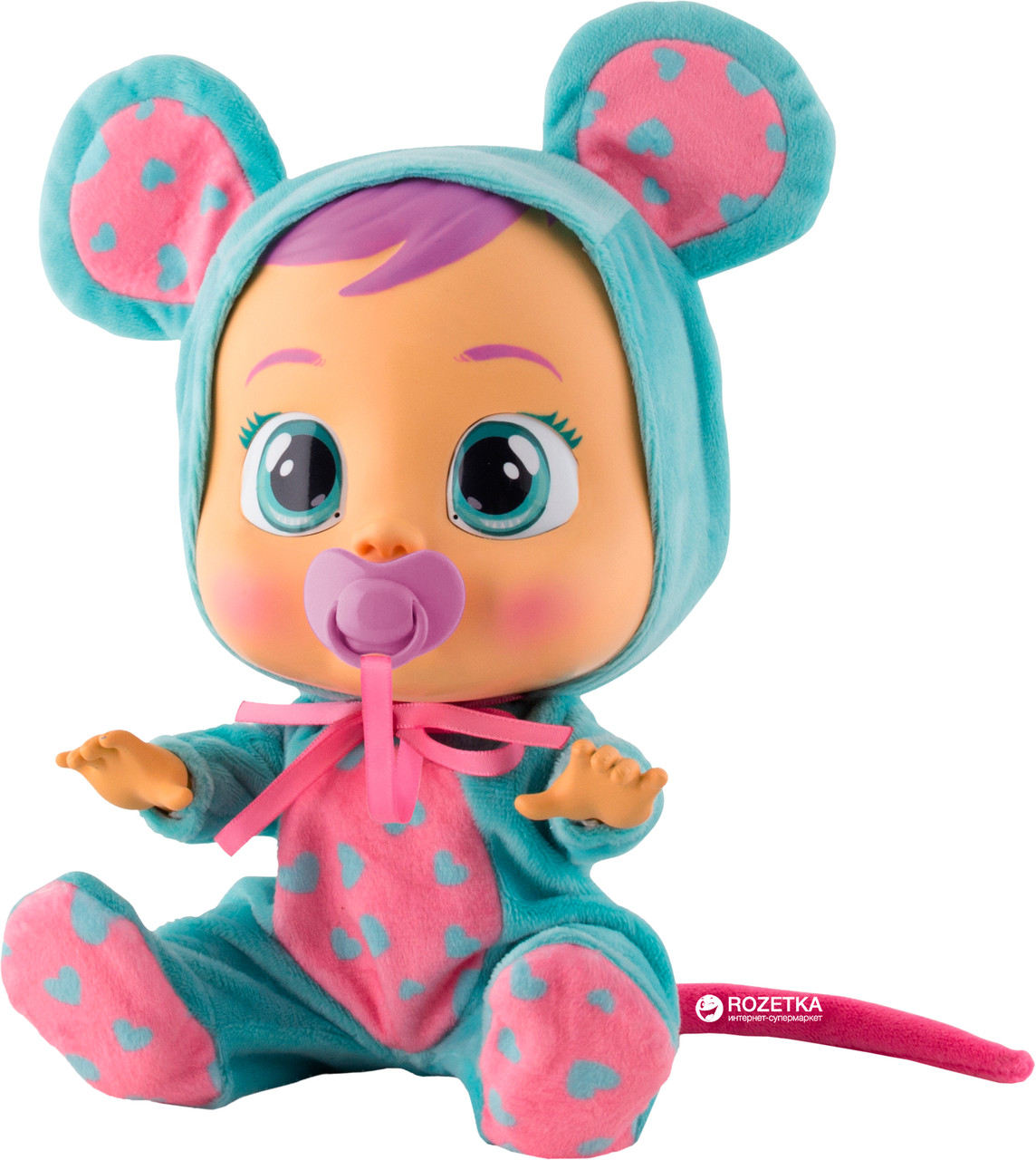 Іграшка Лялька IMC Toys Плакса Лала Мишка