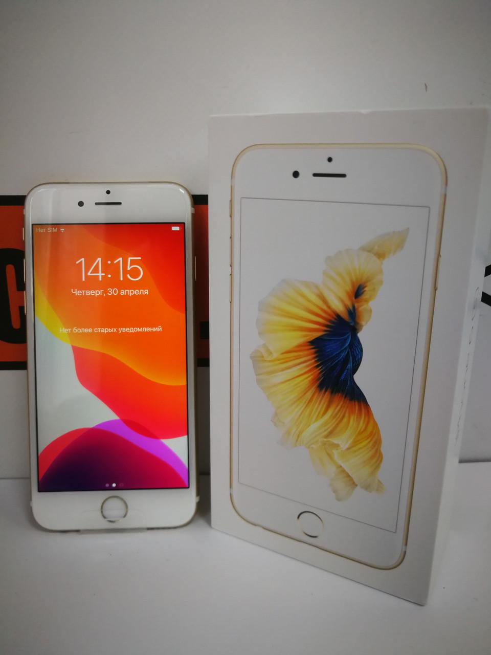 "Смартфон Apple iPhone 6S 16GB (Rose, Gold, Silver), 4.7"" IPS, Apple A9, оплата частями"