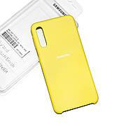 Silicone Case Premium на Samsung A50 / A50s Lemonade