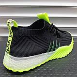 Кросівки унісекс INSHOES чорні, фото 4