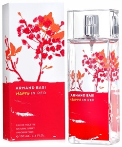 Туалетна вода Armand Basi Happy In Red