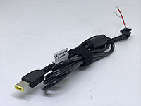 DC кабель для ремонта блока питания ноутбука ультрабука Lenovo Square type