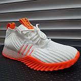 Кросівки білі, фото 2