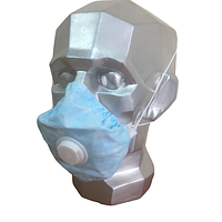 Респиратор Стандарт 213 FFP2 Синий (hub_ibWn67202)