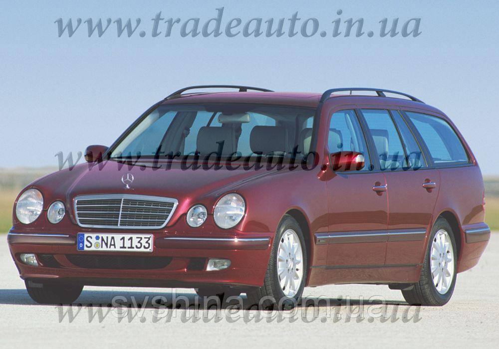 Дефлекторы окон Heko на Mercedes  E-klasse S-210 1995-2002 Combi