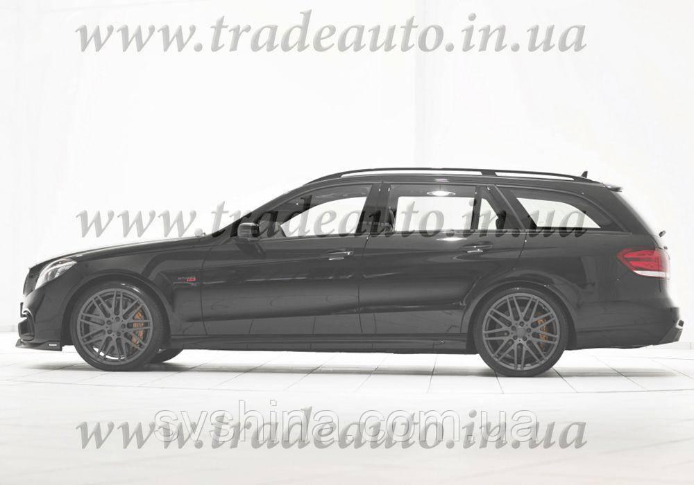 Дефлекторы окон Heko на Mercedes  E-klasse W-212 2009->