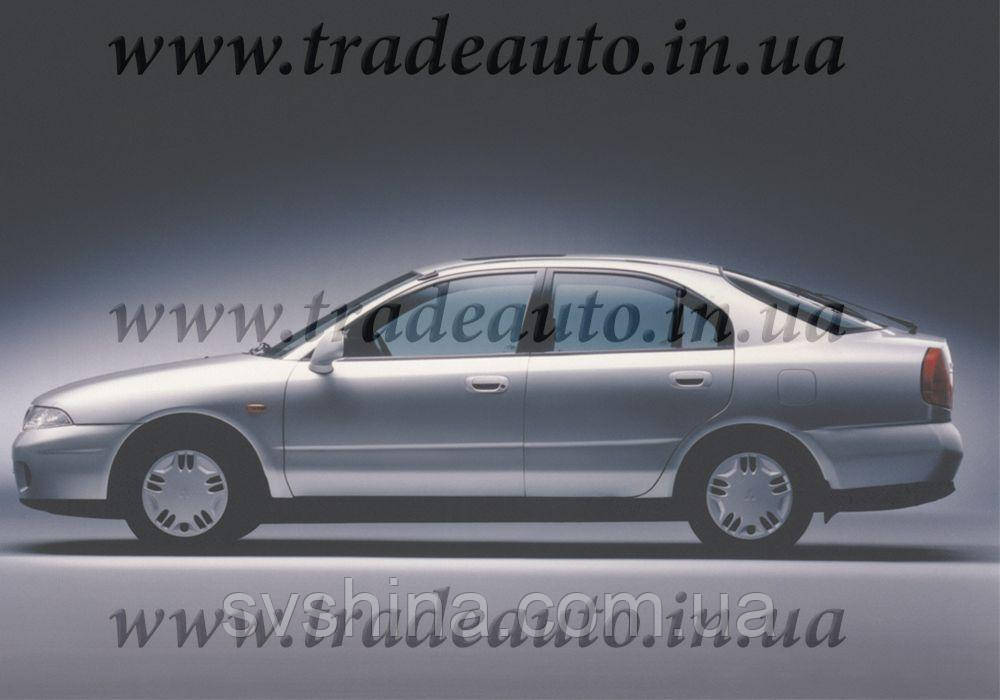 Дефлекторы окон Heko на Mitsubishi  Carisma 1995-1999