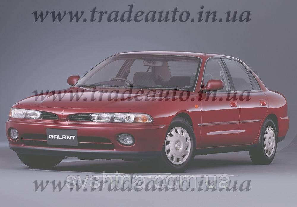 Дефлекторы окон Heko на Mitsubishi  Galant 1993-1998