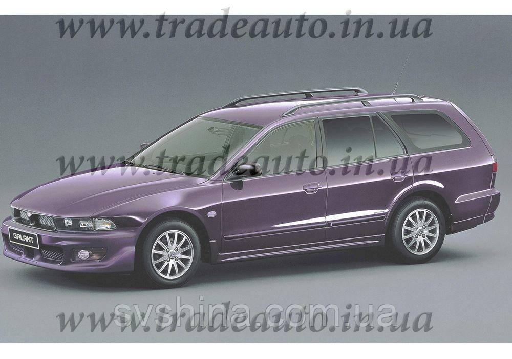 Дефлекторы окон Heko на Mitsubishi  Galant 1996-2003