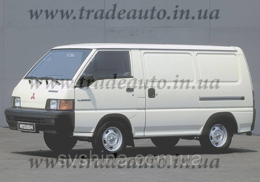 Дефлекторы окон Heko на Mitsubishi  L-300 1993-1996