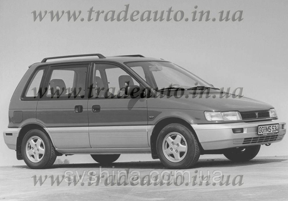 Дефлекторы окон Heko на Mitsubishi  Space Runner N-10 1991-1999